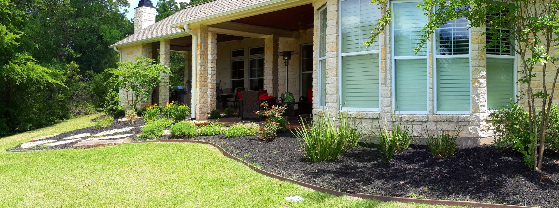 photo gallery texas landscape creations