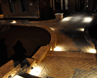 Landscape Lighting Example