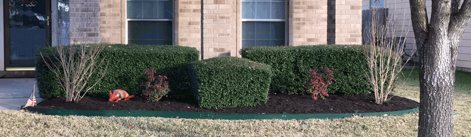 Residential Lawn Maintenance Image Hutto, TX