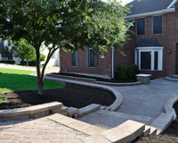 Round Rock TX Pavers Design Installation